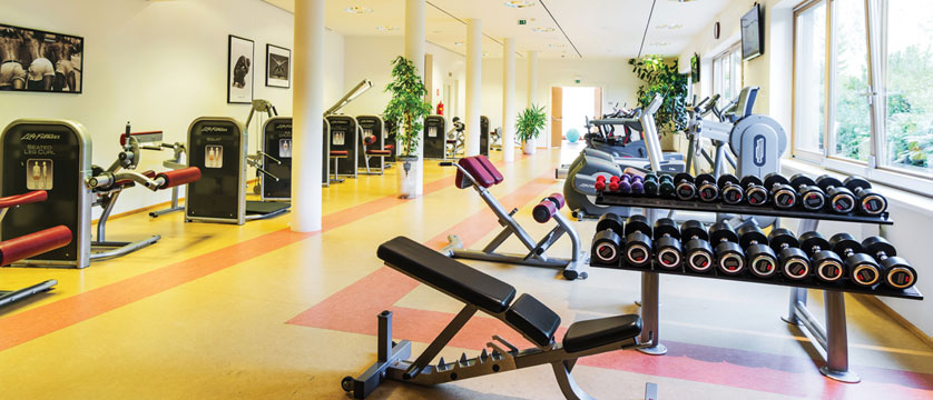 Hotel Rieser, Pertisau, Lake Achensee, Austria - Gym.jpg